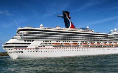 Carnival retrasa el reinicio de sus cruceros en EEUU hasta abril