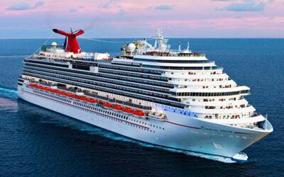 Carnival alienta retorno de los cruceros a RD: operaría este verano