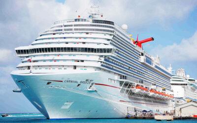 Carnival confirma operará a partir de julio, pero con pasajeros vacunados